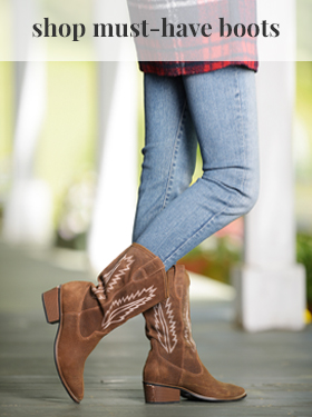 Shop Must Have Boots
