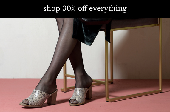 Shop 30% OFF everything