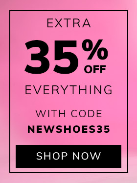 Extra 35% Off Everything with code NEWSHOES35