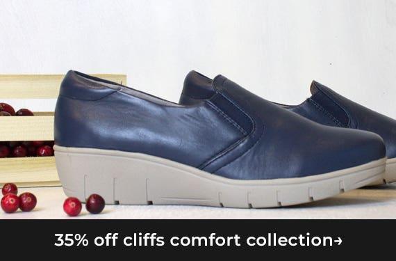 35% Off Cliff's Comfort