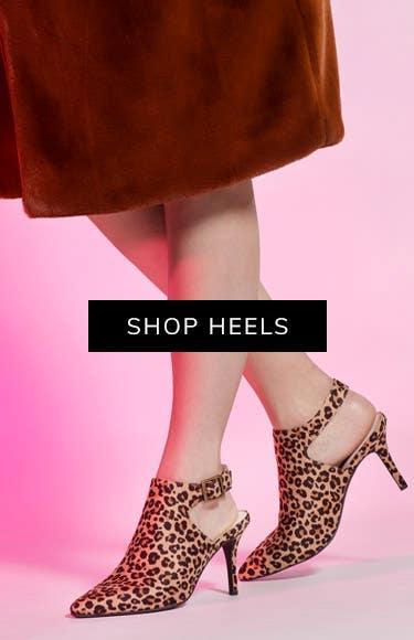 Extra 35% Off Heels