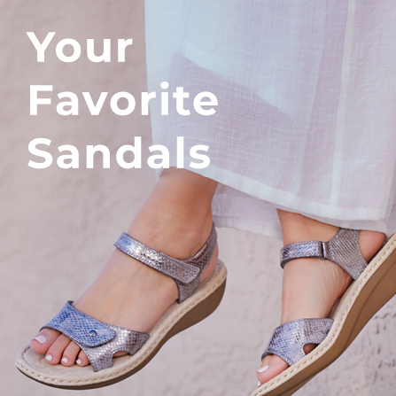 Your Favorite Sandals