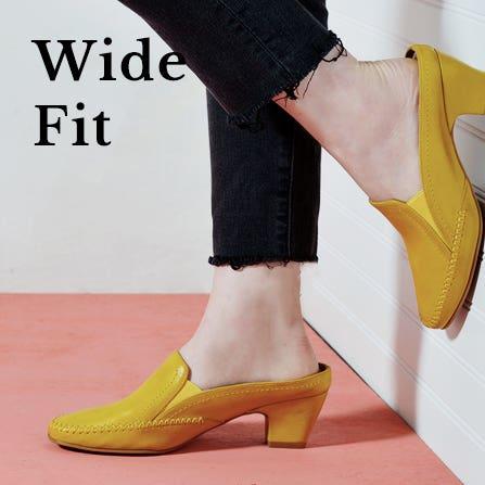 Rialto Wide Fit Shoes