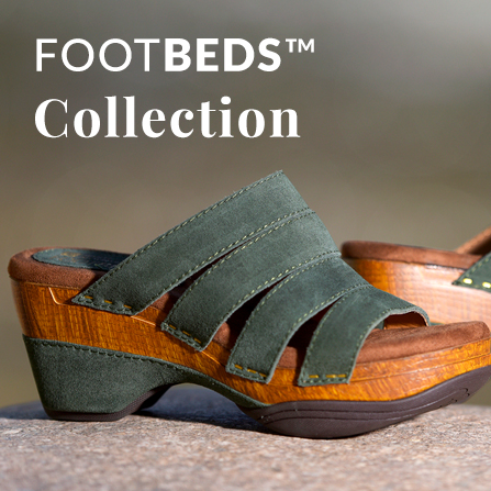 White Mountain FOOTBEDS Collection