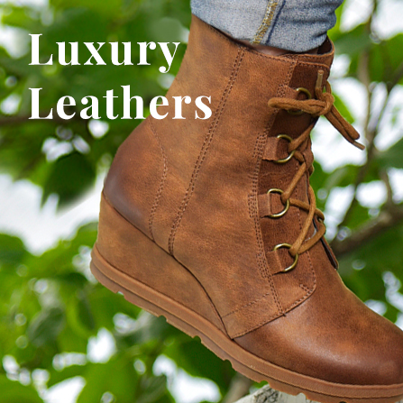 White Mountain Luxury Leathers Collection
