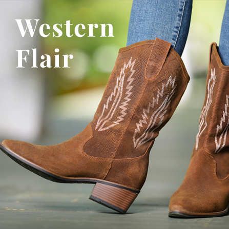 White Mountain Western Flair Collection