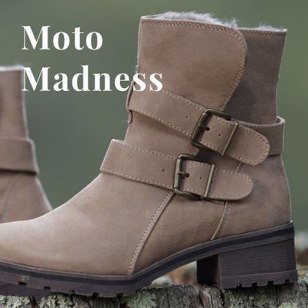White Mountain Moto Madness