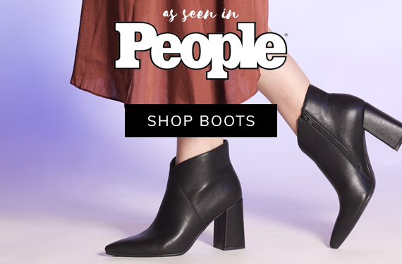 As Seen In People - Shop Boots