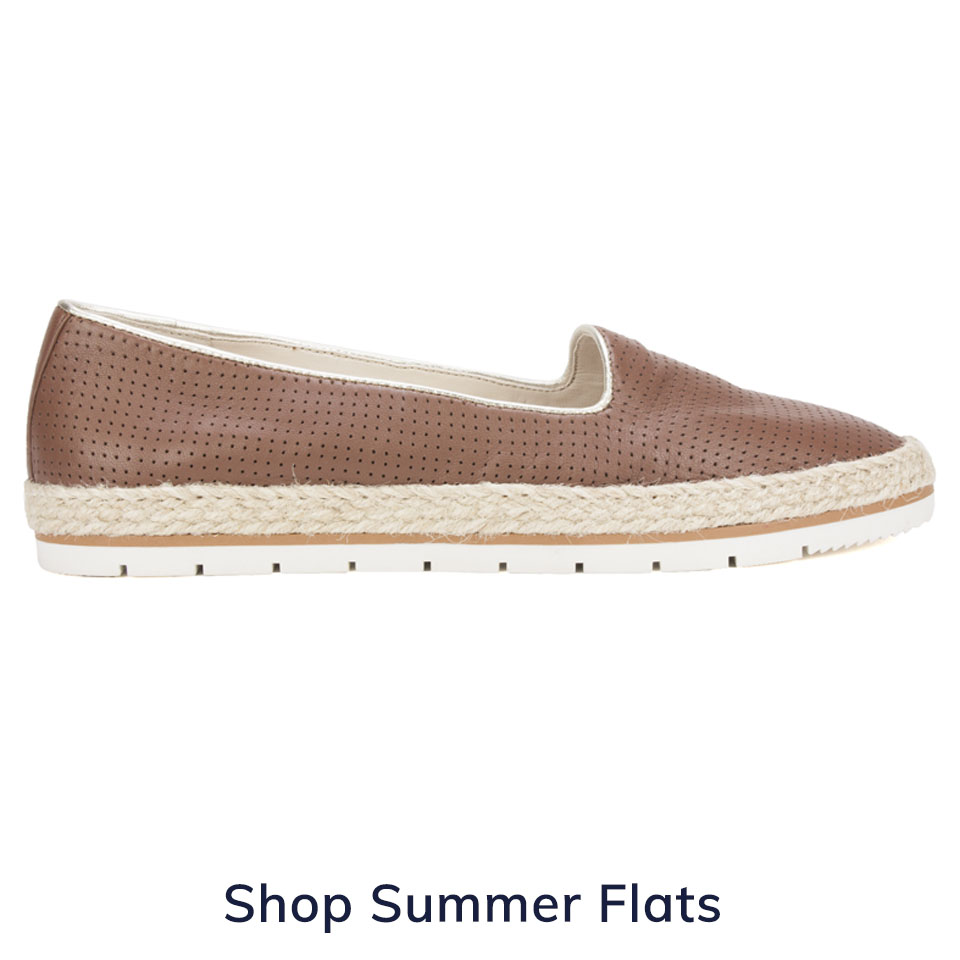 Shop Summer Flats