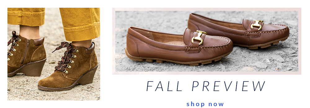 Fall Preview Shop Now