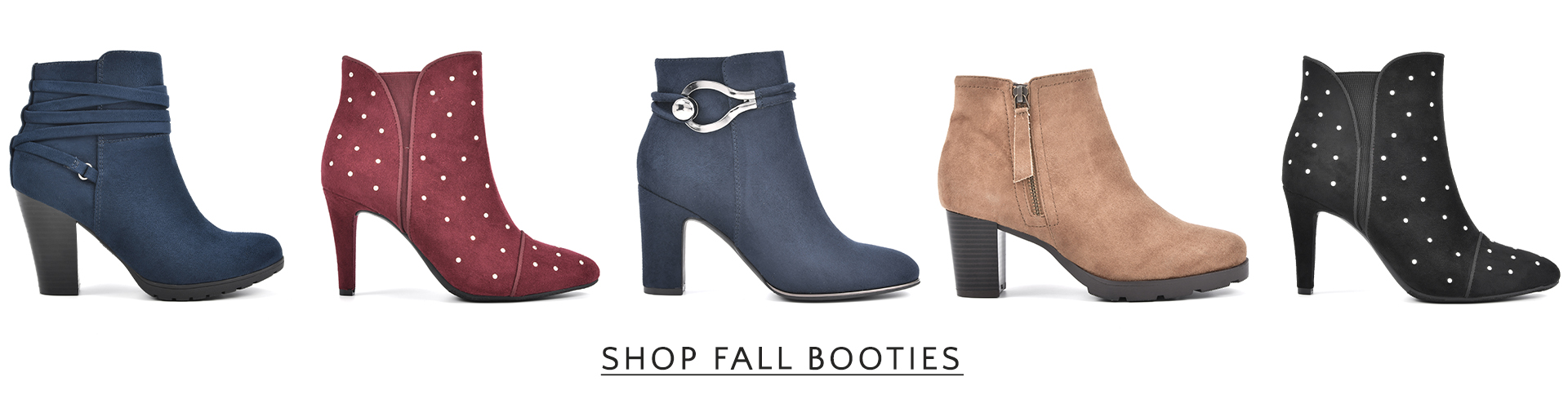 Shop Fall Booties