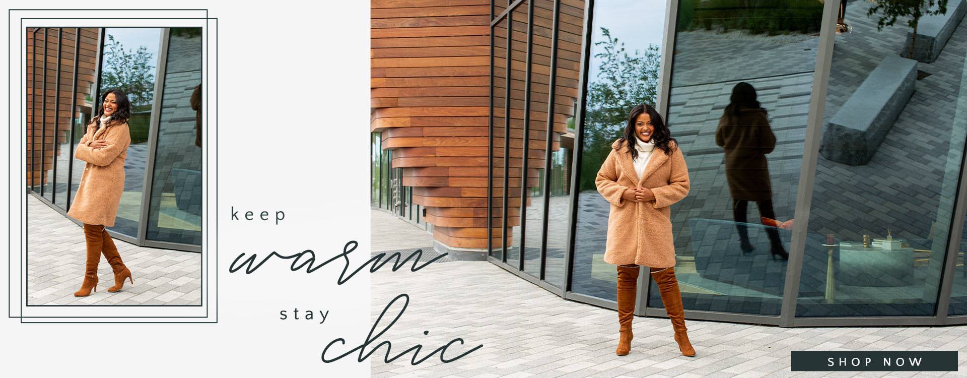 Keep Warm Stay Chic   Shop Now