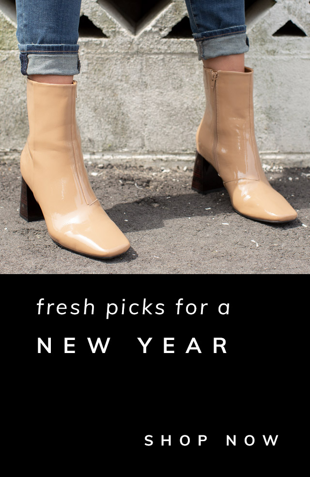 Fresh Picks for a New Year | Shop Now