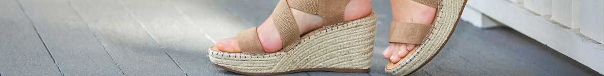 White Mountain Shoes Wedges