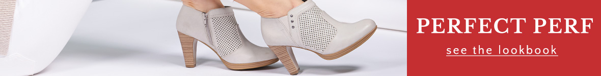 Rialto Shoes Perfect Perf Collection