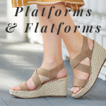 White Mountain Platforms and Flatforms Collection