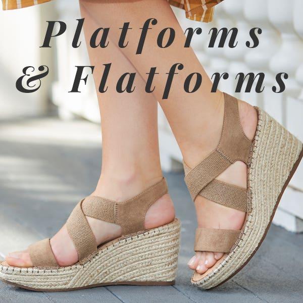 Platforms & Flatforms
