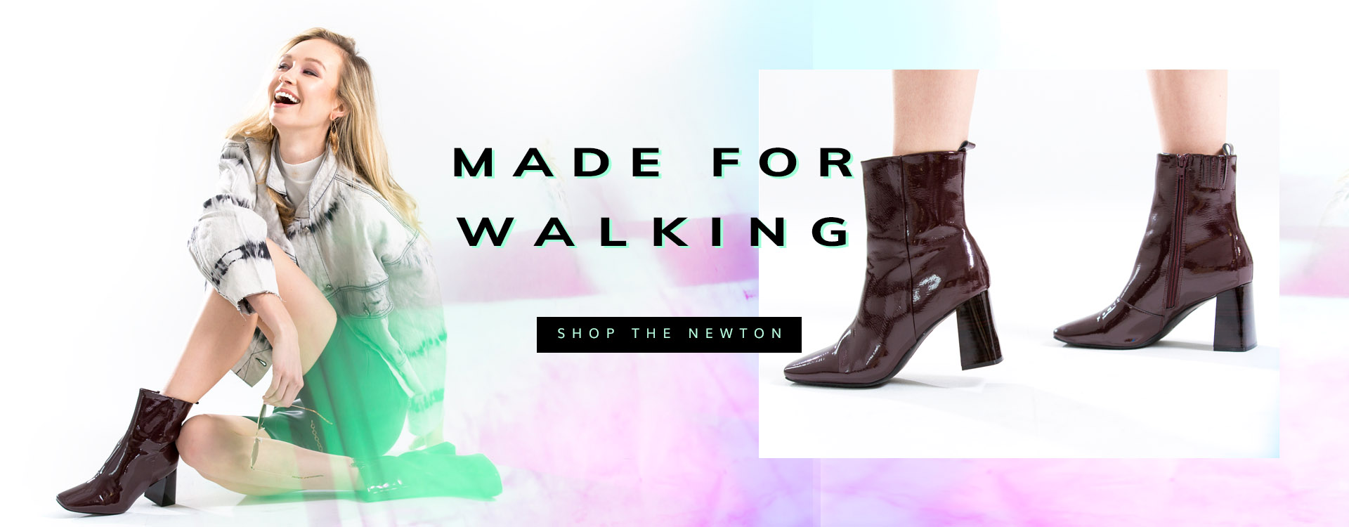 Made For Walking | Shop the Newton