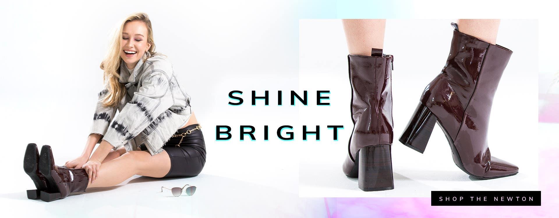 Shine Bright | Shop the Newton