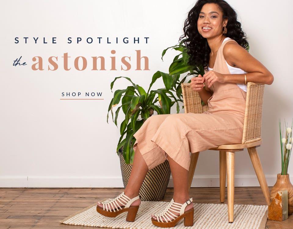Style Spotlight: The Astonish Heel | Shop Now