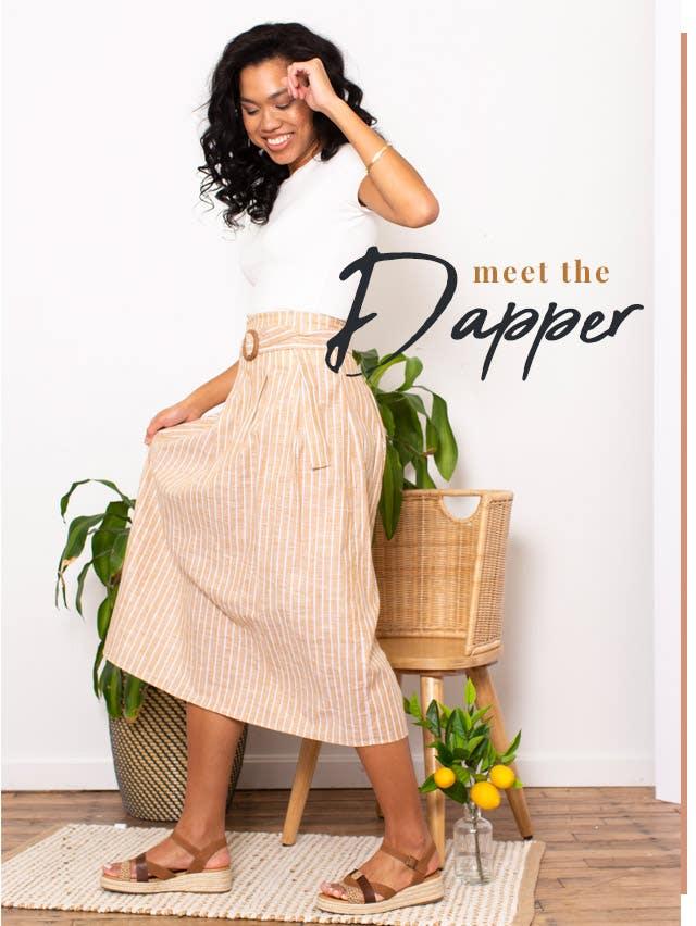 Meet the New Dapper Sandal