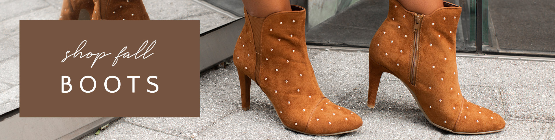 Shop Fall Boots