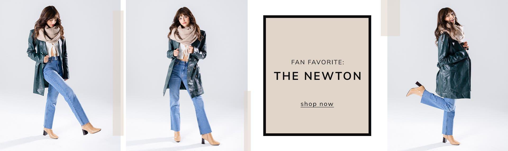 FAN FAVORITE: The Newton | Shop Now