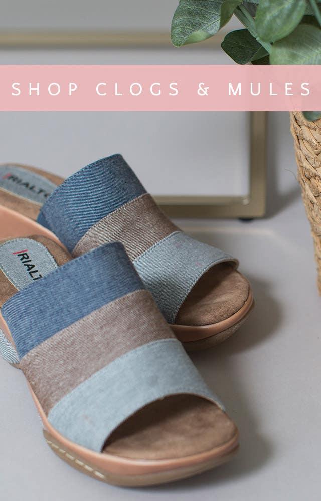 Shop Clogs & Mules