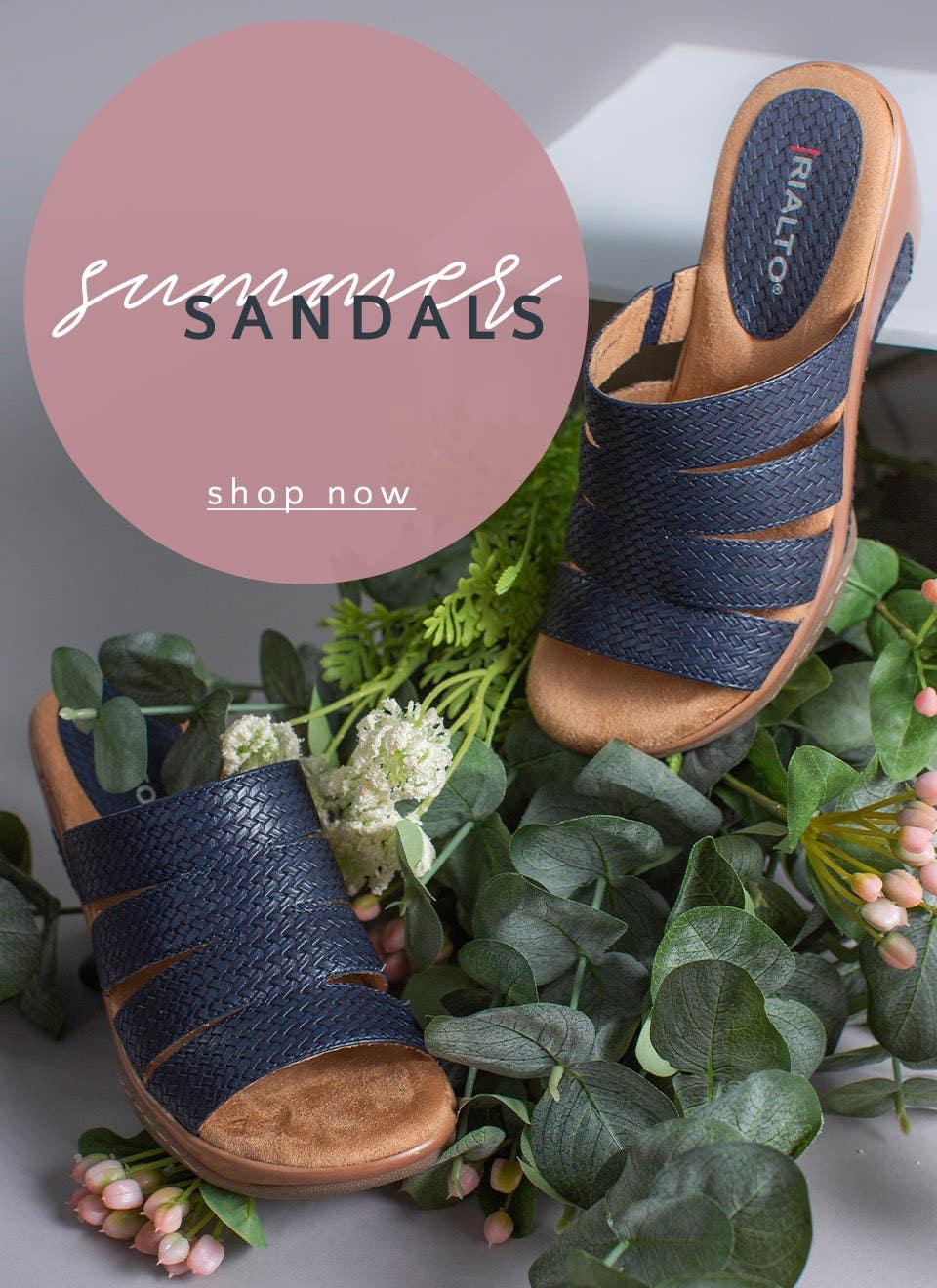 Summer Sandals | Shop Now