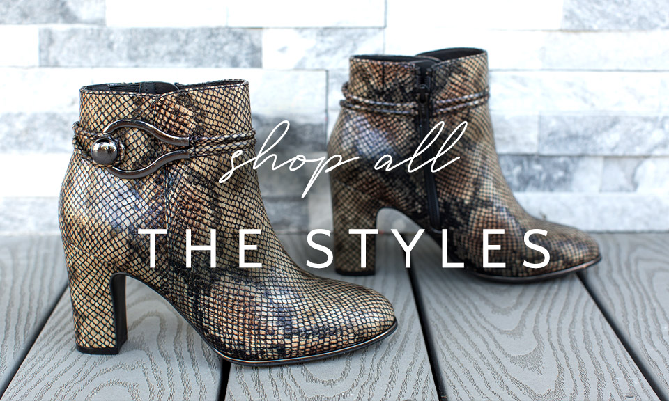 Shop All The Styles
