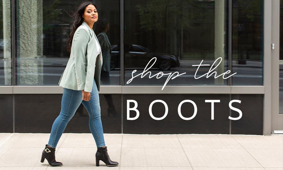 Shop the Boots
