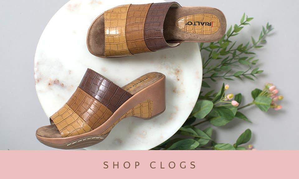 Shop the Clogs